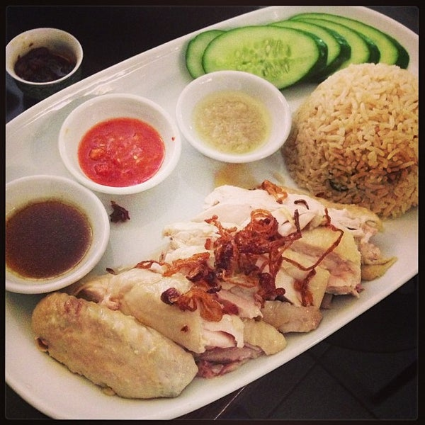 Photo taken at Jackie M Malaysian Cuisine by Sean T. on 1/13/2013