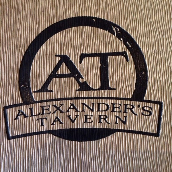 Photo taken at Alexander's Tavern by Robert T. on 7/12/2015