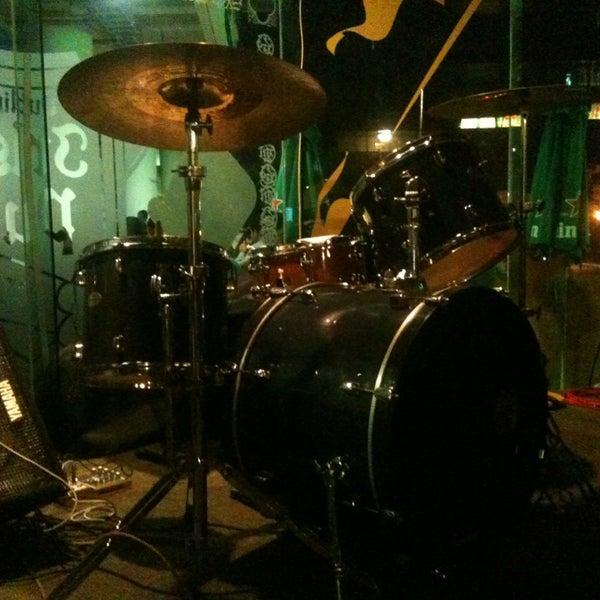 Photo taken at Dublin's Irish Pub by Pancho D. on 3/24/2013