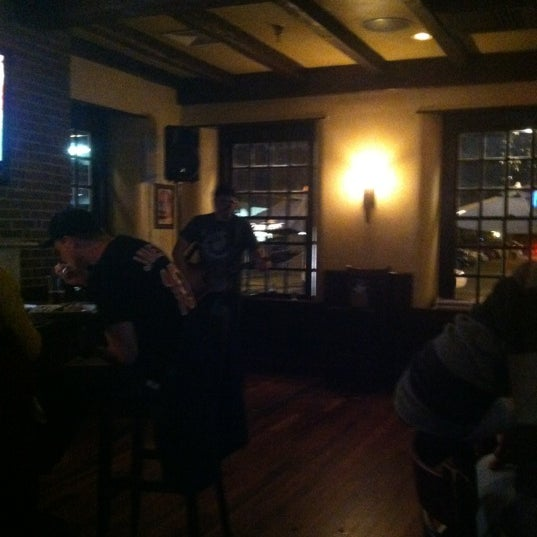 Photo taken at Paddy Whacks Irish Sports Pub by Dominique M. on 10/12/2012