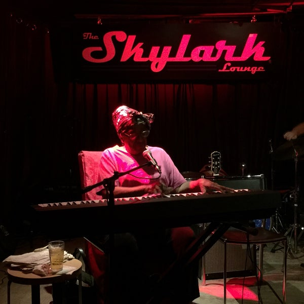 Photo taken at Skylark Lounge by Dylan S. on 4/10/2015