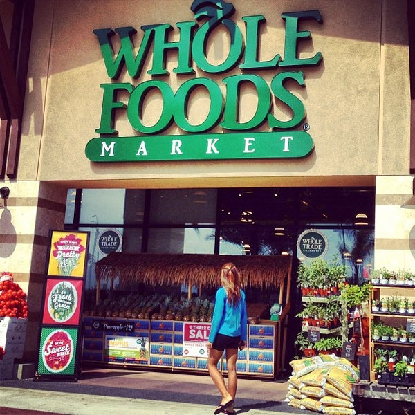 Whole Foods Market - Grocery Store in Del Mar