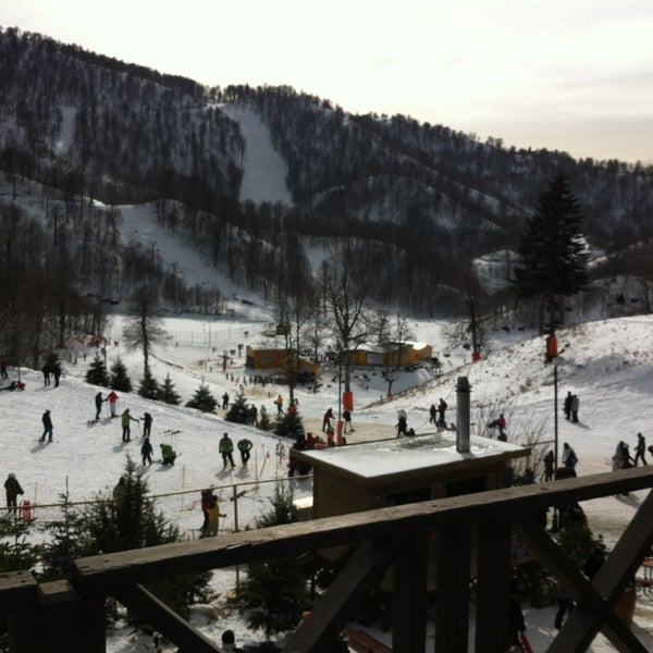 Foto tomada en The Green Park Kartepe Resort & Spa  por Anıl A. el 2/2/2013