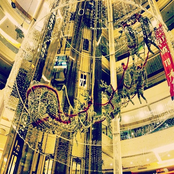 Photo taken at Pacific Place by Jennifer L. on 12/6/2012