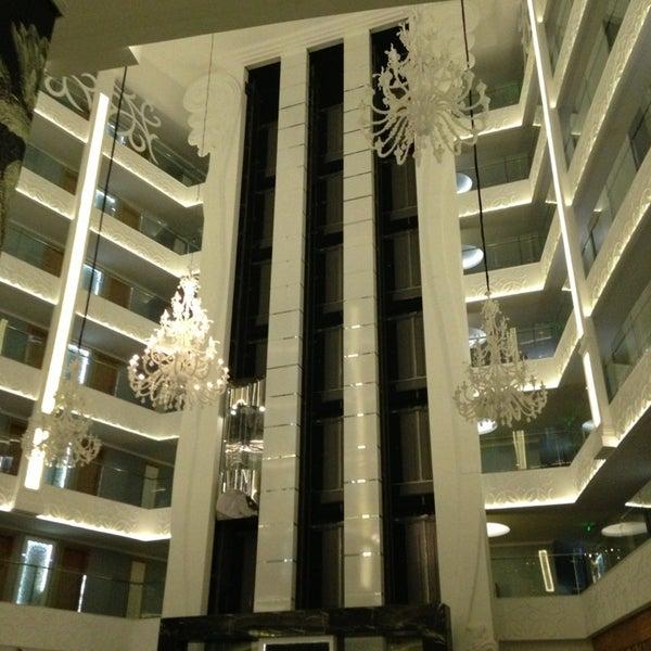 6/13/2013에 T.Burak T.님이 Q Premium Resort Hotel Alanya에서 찍은 사진