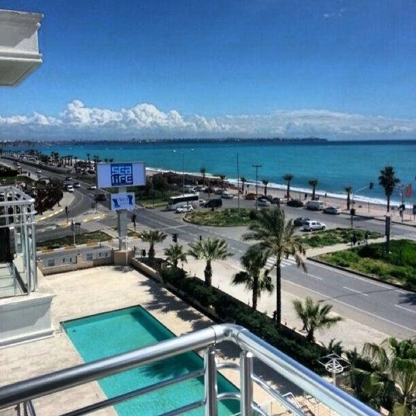 3/28/2013 tarihinde Onur K.ziyaretçi tarafından Sea Life Resort Hotel'de çekilen fotoğraf