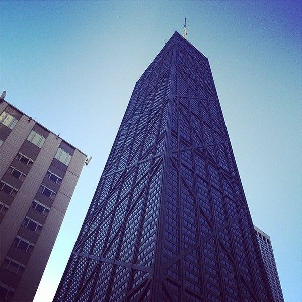 Photo taken at John Hancock Center by Scott M. on 4/9/2014