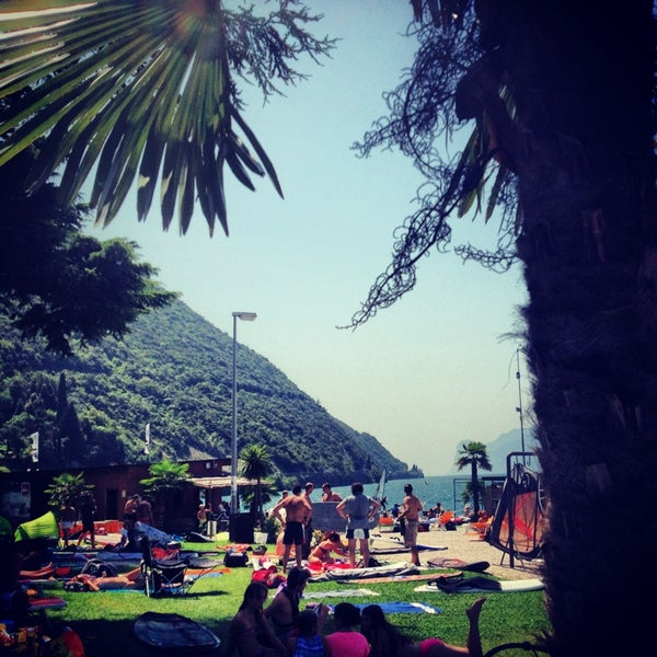 Photo taken at Shaka surf center by Carlotta K. on 7/28/2013