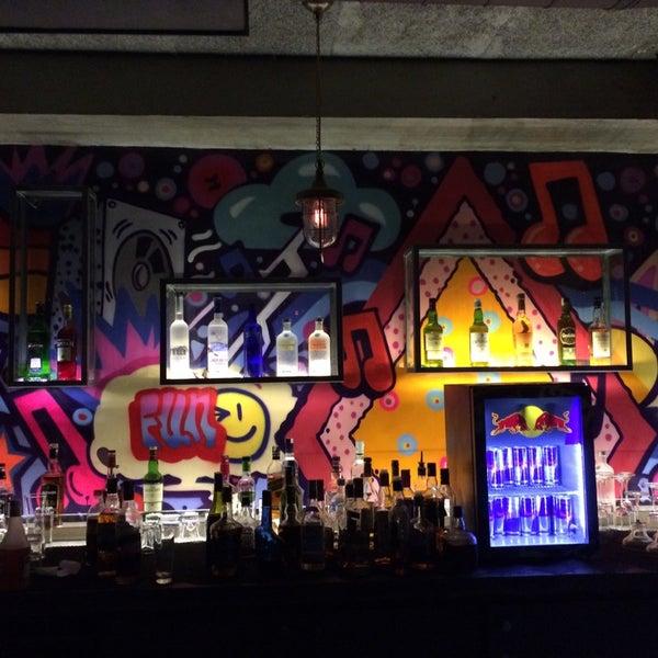 Photo taken at Indigo Live - Music Bar by Chiranth B. on 9/20/2014