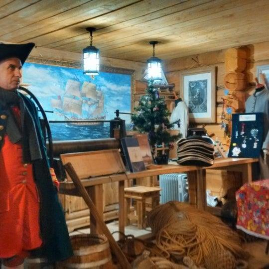 Снимок сделан в Историческая верфь «Полтава» пользователем Андрей К. 12/21/2014