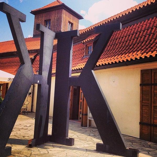 7/17/2013 tarihinde bellatrix b.ziyaretçi tarafından Franz Kafka Museum'de çekilen fotoğraf