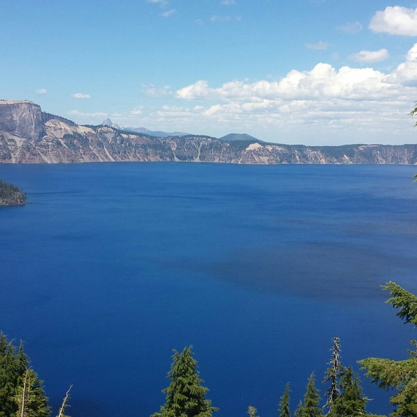 Photo taken at Crater Lake National Park by veronica B. on 7/18/2017