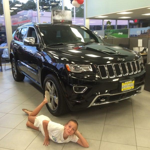 Photos at East Hills Chrysler Jeep Dodge Ram SRT - Greenvale, NY