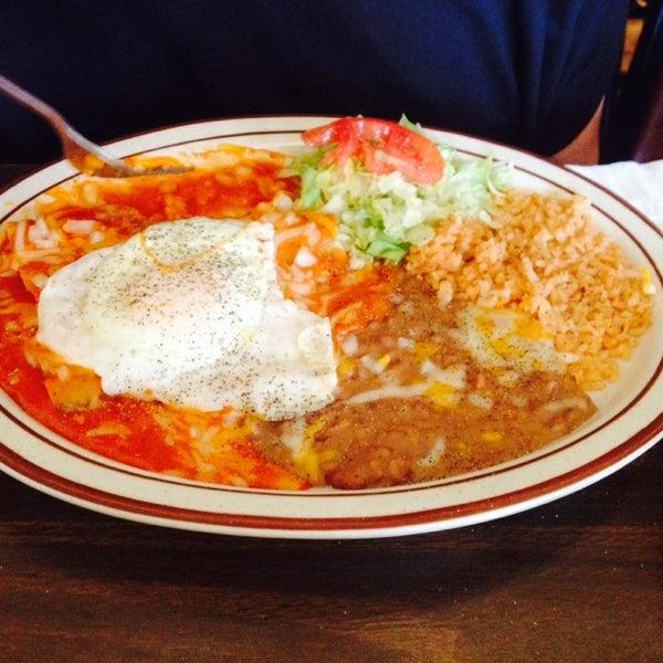 Mexican Food Banado