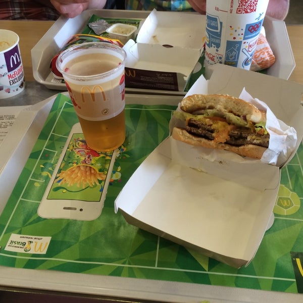 Photo taken at McDonald's by Serjio K. on 6/8/2014