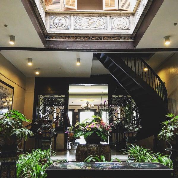 Photo taken at Hotel Puri by _______nat.C on 5/22/2016