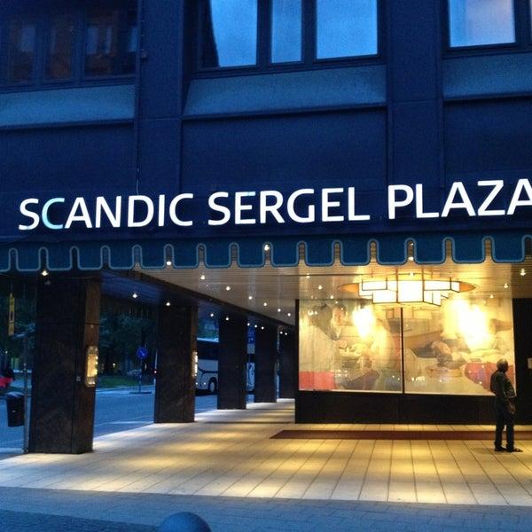 sergel plaza stockholm