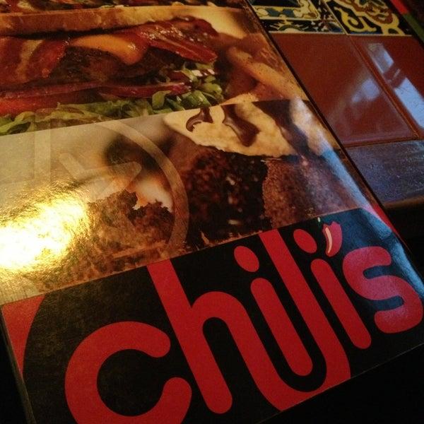 Photo taken at Chili's by Katrina M. on 2/19/2013