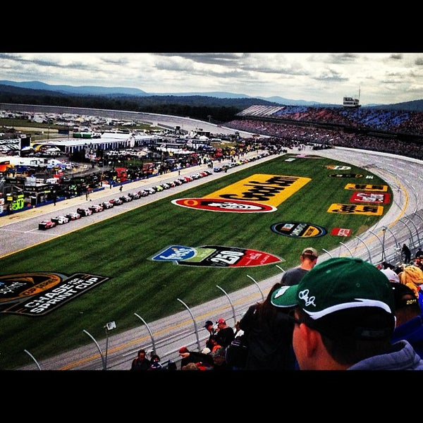 Photo taken at Dover International Speedway by Hershey B. on 10/7/2012