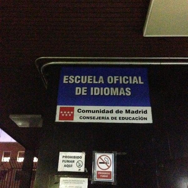 Escuela oficial de idiomas jes s maestro vallehermoso - Escuela oficial de idiomas inca ...
