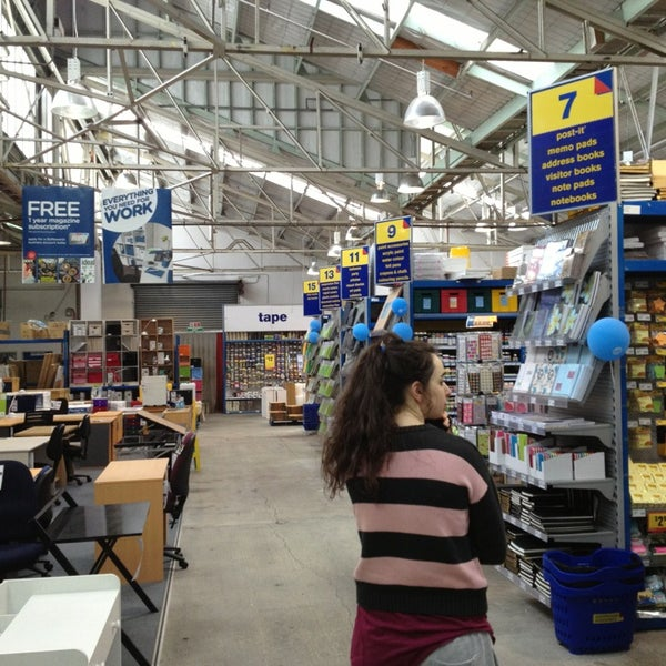 Photo Taken At Warehouse Stationery By Paul P On 8 25 2017