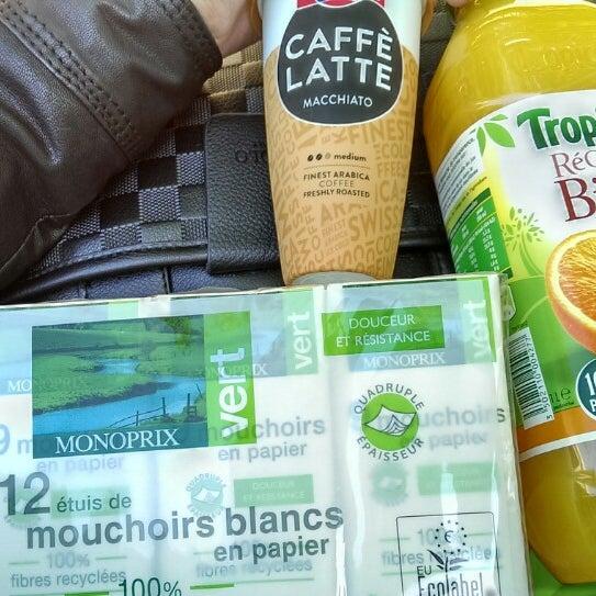 Monoprix Toits De Boulogne #10: ... Superior Monoprix Route De La Reine #8: Photo Taken At Monoprix By  Julien N ...