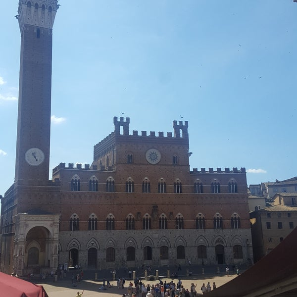 Photo taken at Siena by Serpil C. on 6/21/2017
