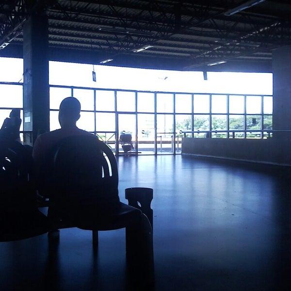 Photo taken at Terminal Rodoviário José Garcia Villar by Moni R. on 3/1/2013