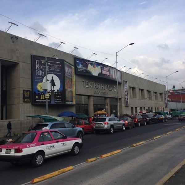 Foto tomada en Teatro Hidalgo por Roberto F. el 3/15/2015