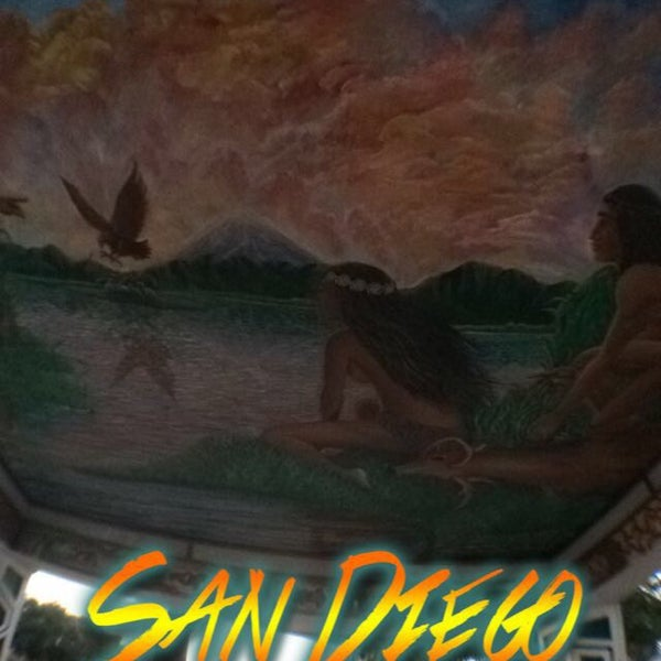 Photo taken at Chicano Park by Ana M. on 9/7/2015