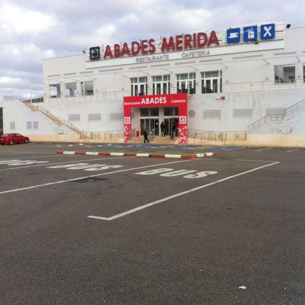 Photo taken at Abades Mérida by Juan Manuel P. on 1/6/2014