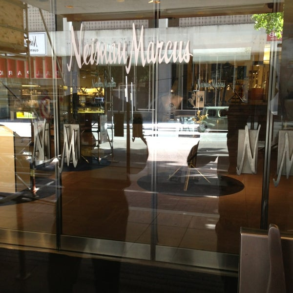 Photo taken at Neiman Marcus by Andrew A. on 6/13/2013