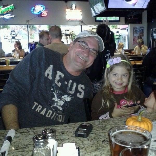 Photo taken at Sak's Sports Bar by Vanessa P. on 10/6/2013