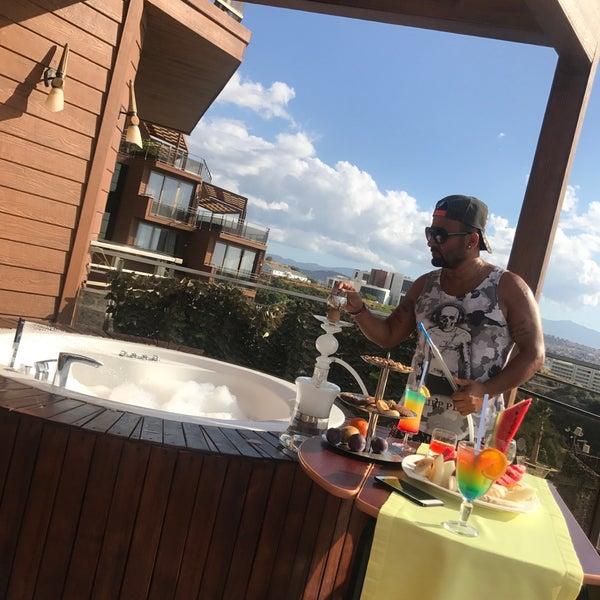 9/21/2017 tarihinde Bülent Mertziyaretçi tarafından Suhan360 Hotel & Spa'de çekilen fotoğraf