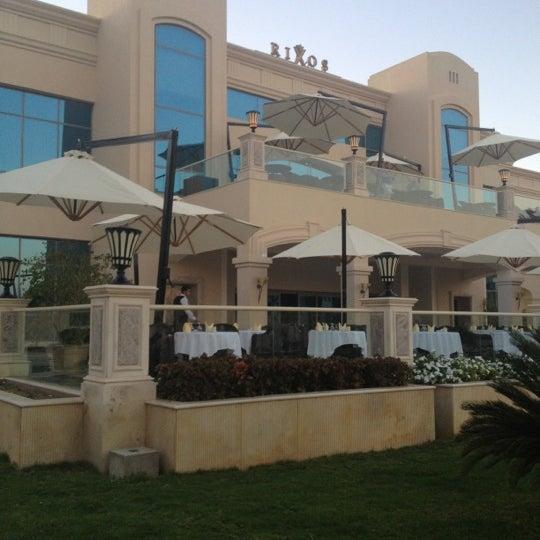 11/10/2012 tarihinde Olga K.ziyaretçi tarafından Rixos Sharm El Sheikh'de çekilen fotoğraf
