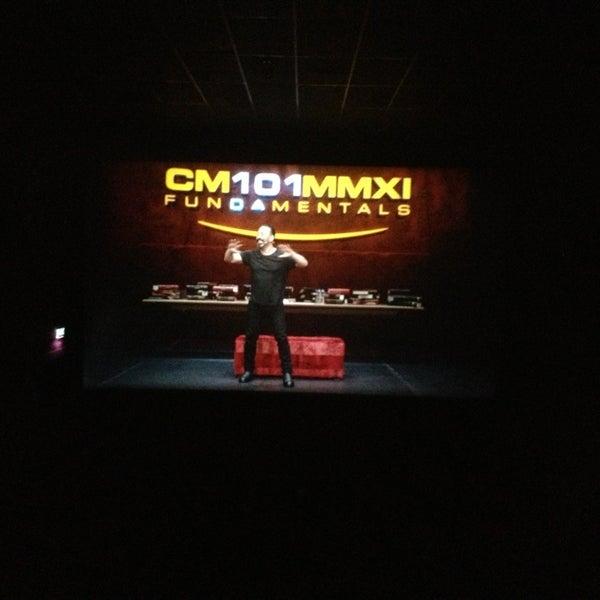 1/26/2013 tarihinde Onur S.ziyaretçi tarafından Cinemaximum'de çekilen fotoğraf