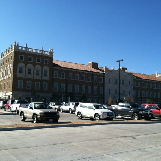 Photo taken at TTU - Rawls College of Business by Nathan M. on 11/13/2012