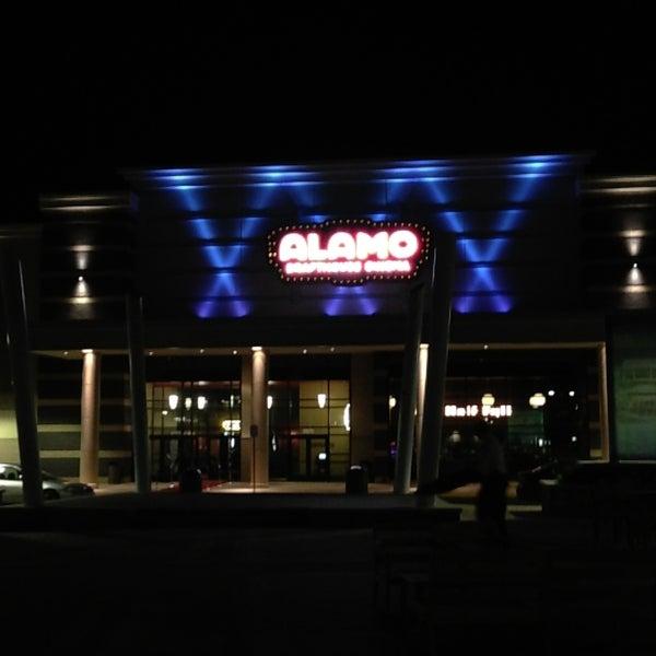 Photo taken at Alamo Drafthouse One Loudoun by Lisa M. on 5/3/2013