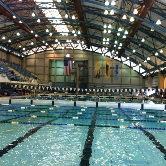Nassau County Aquatic Center In East Meadow