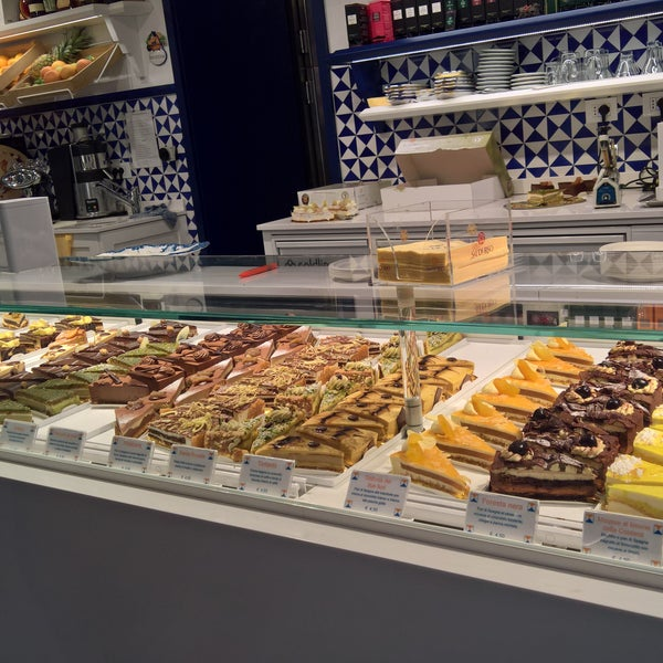 Photo taken at Pasticceria De Riso by Giuseppe N. on 9/17/2017