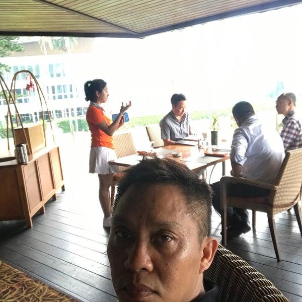 7/20/2017 tarihinde Stanley P.ziyaretçi tarafından Pondok Indah Golf & Country Club'de çekilen fotoğraf