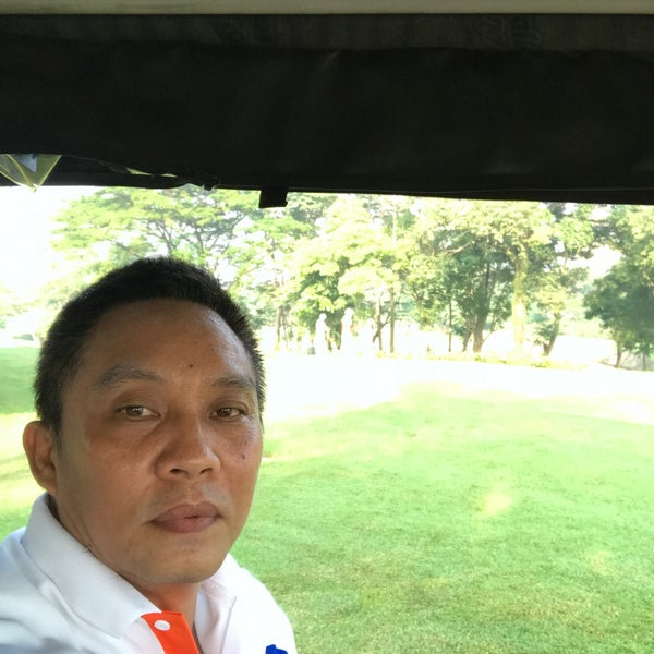 4/18/2017 tarihinde Stanley P.ziyaretçi tarafından Pondok Indah Golf & Country Club'de çekilen fotoğraf
