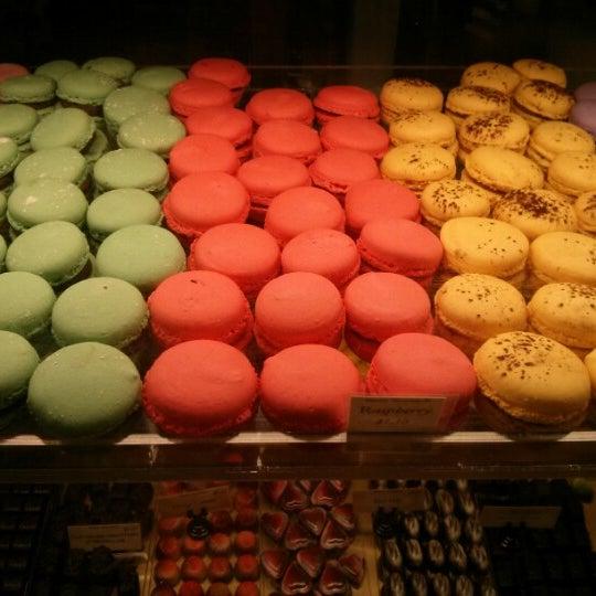 Photo taken at Bakery Nouveau by Samson N. on 2/11/2013