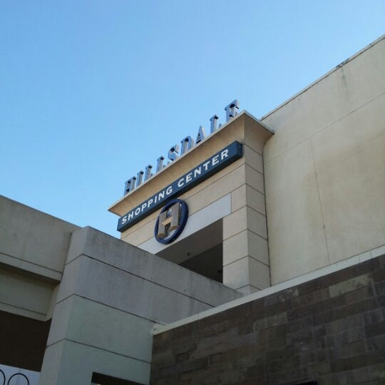 Photo taken at Hillsdale Shopping Center by Dmytro on 9/16/2012