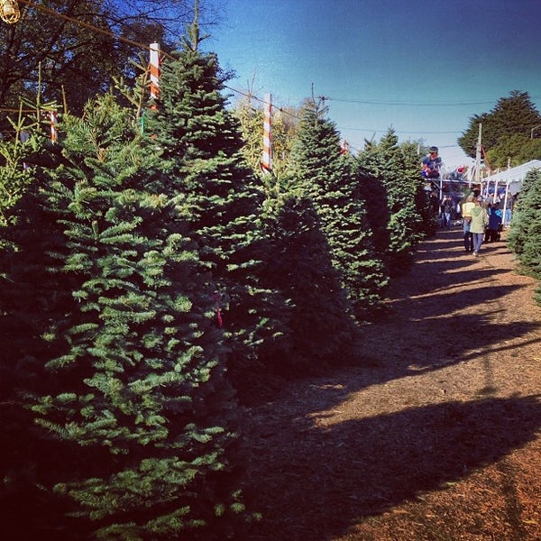 Photo taken at Clancy's Christmas Trees by Josh M. on 12/8/2013