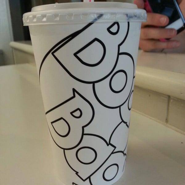 Photo taken at Bodo's Bagels by Daniela G. on 5/2/2013