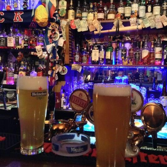 Снимок сделан в Паб №1 / Pub №1 пользователем Yury G. 12/15/2012