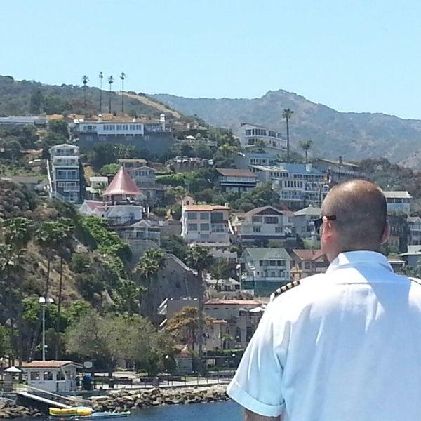 Photo taken at Santa Catalina Island by Byron R. on 5/11/2013