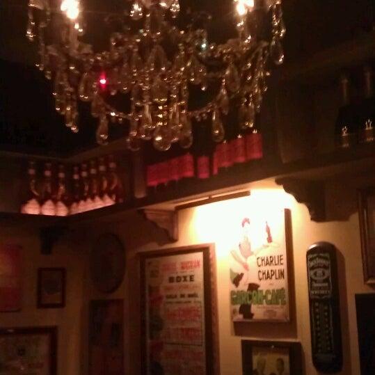 Photo taken at Vanguard Wine Bar by Olessya K. on 3/25/2013