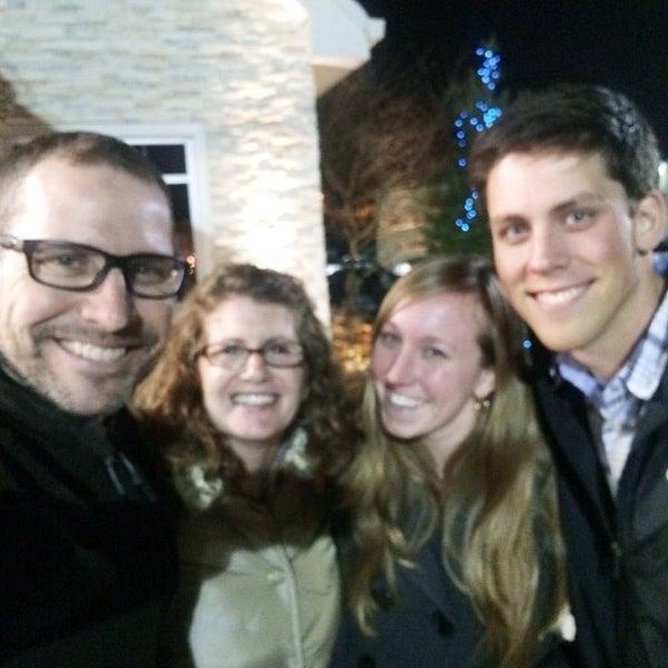 Photo taken at Bluestone Restaurant by Anna Grace P. on 12/14/2013